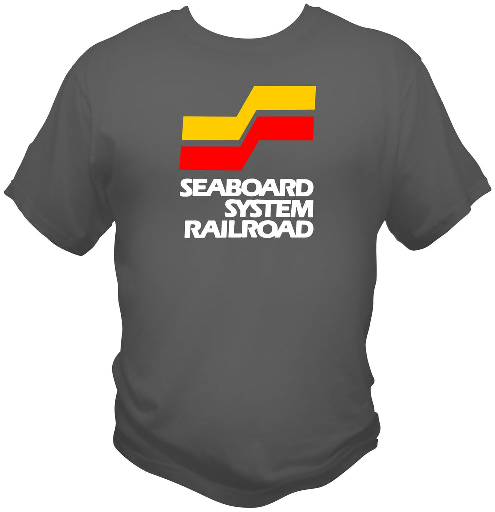 Seaboard System Railroad Shirt