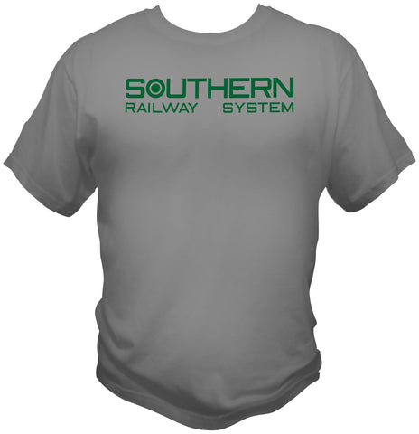 Southern Railway Intermodal Faded Glory Shirt