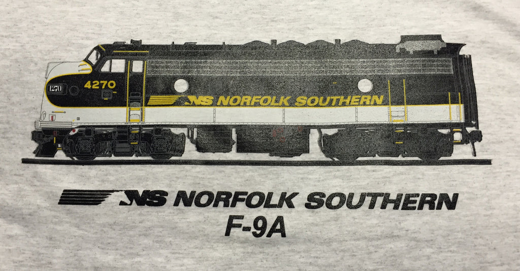 NS (Norfolk Southern) F-9A Shirt