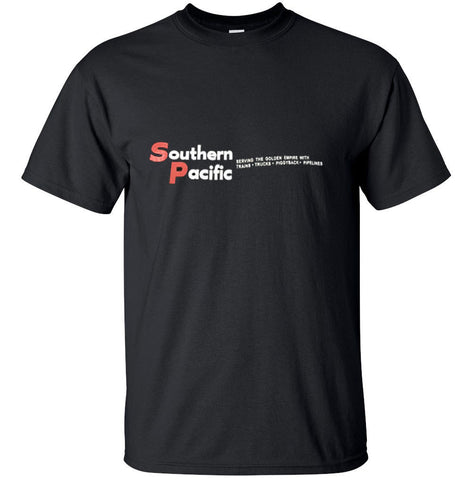 Southern Pacific - Serving the Golden Empire Shirt
