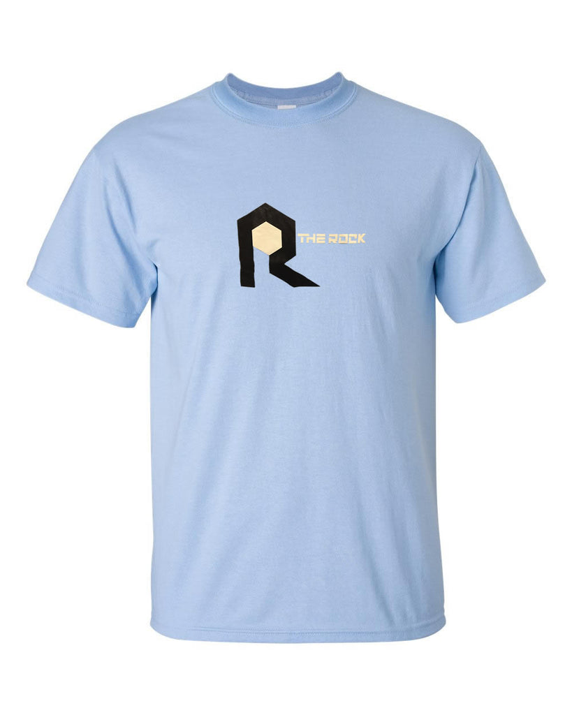 Rock Island - The Rock (Last Logo) Shirt