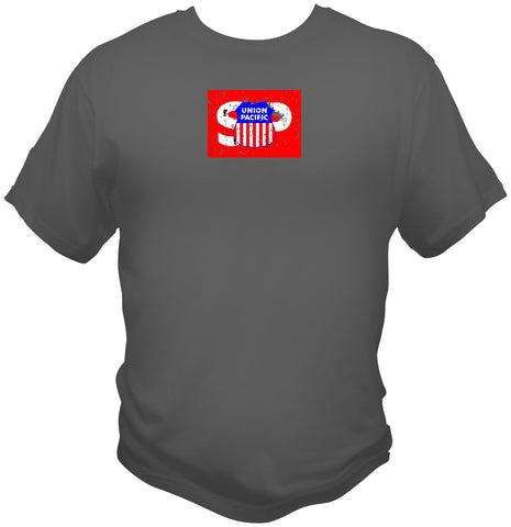 Union Pacific (UP) Patch Logo Shirt