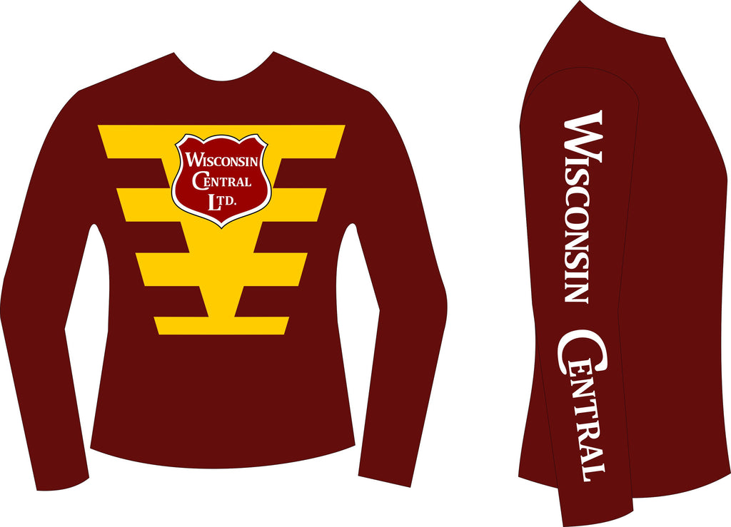 Wisconsin Central Long Sleeve Shirt