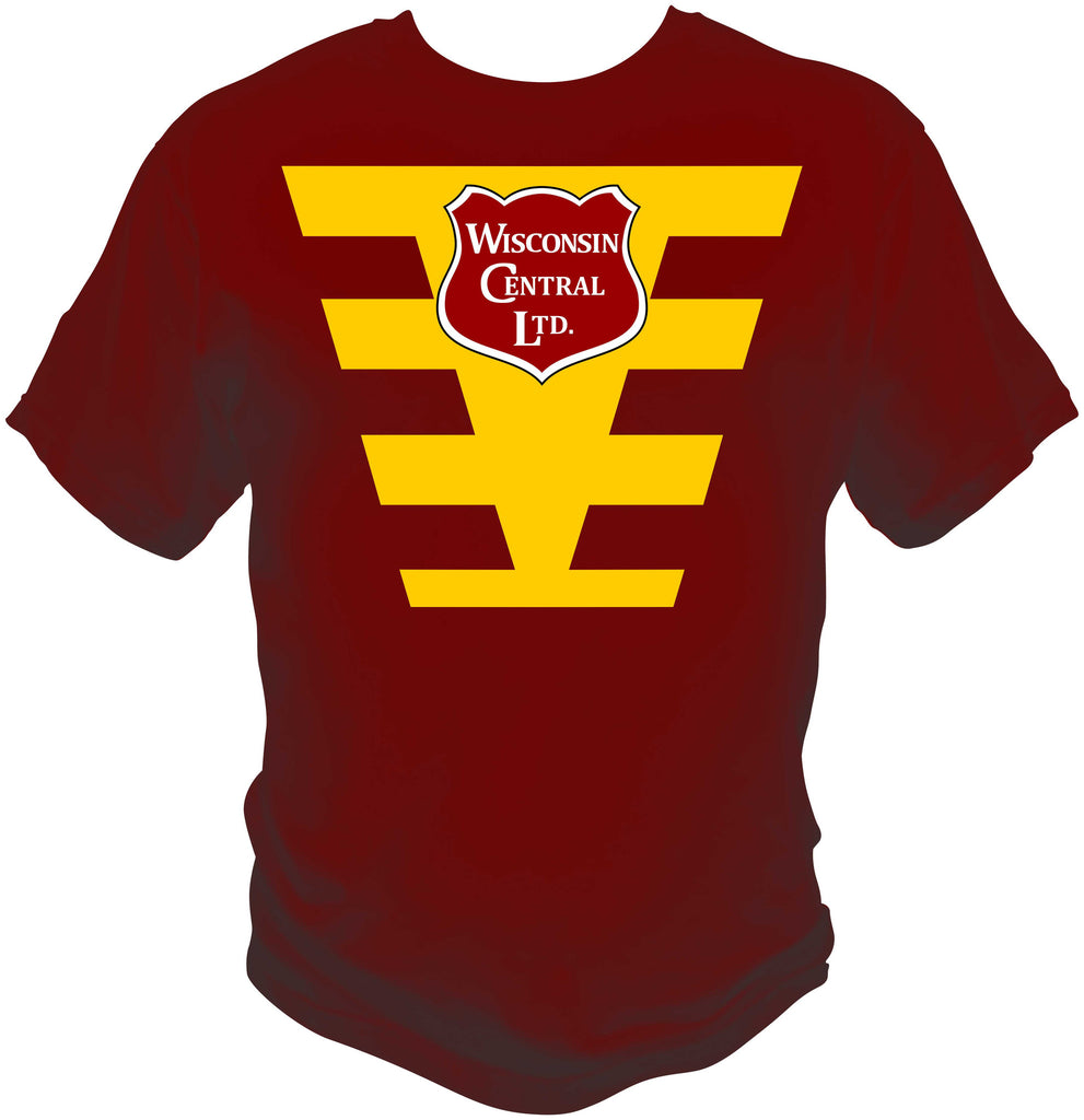 Wisconsin Central Logo Shirt