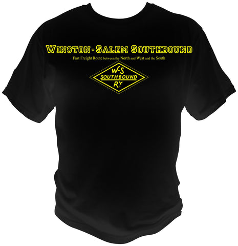 Winston-Salem Southbound Railway Shirt