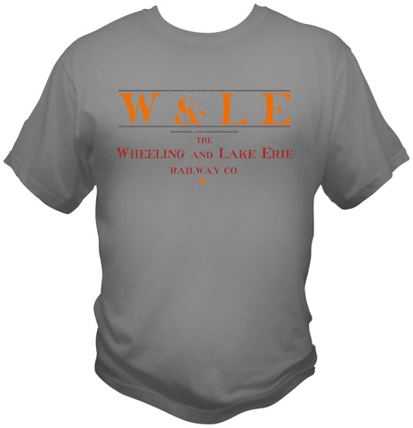 Wheeling & lake Erie Faded Glory Shirt