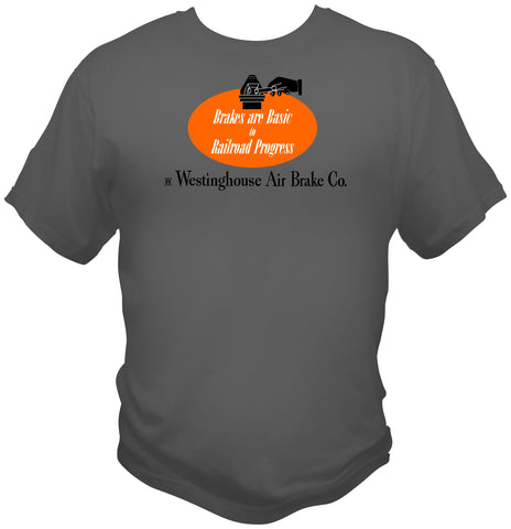 Westinghouse Air Brake Logo Shirt