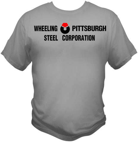 Wheeling Pittsburgh Steel Logo Shirt