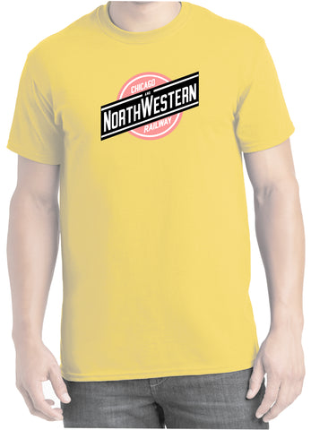 Chicago & North Western Railway Logo Shirt