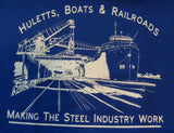Huletts, Boats & Railroads Shirt