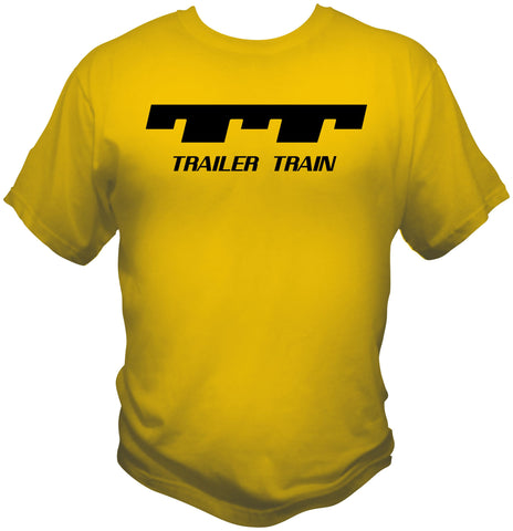 Trailer Train Logo Shirt