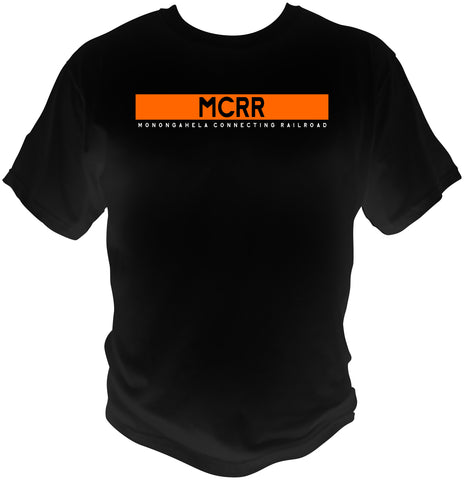 Monongahela Connecting Railroad Logo Shirt