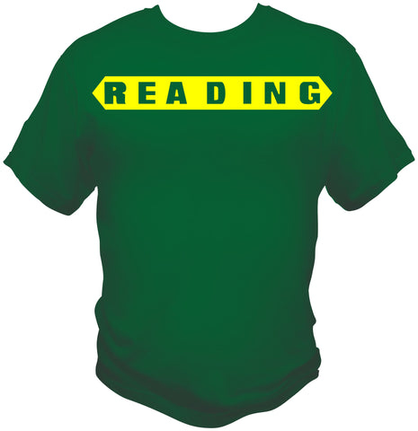 Reading Boxcar Logo Shirt