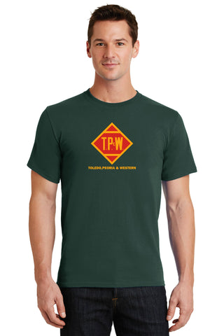 TP&W Diamond Logo Shirt