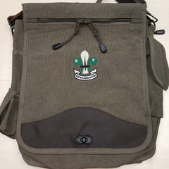 M-51 Engineers Bag, Vintage Canvas w/ BPSA Logo