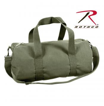 "19"" Duffle Bag, Canvas w/ BPSA Logo"