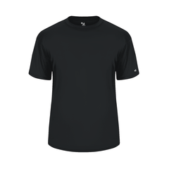 Youth Wicking Logo T - Short Sleeve