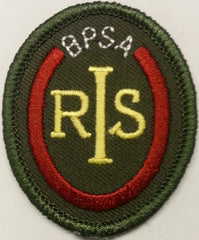 Rover Instructor Badge