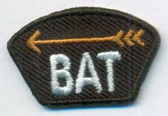 BAT Badge