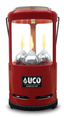 UCO Candlelier Candle Lantern - Red