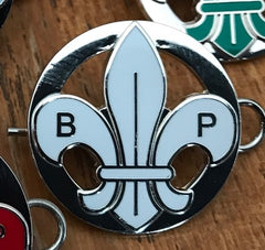 BPSA GSM Hat Pin - UK Style