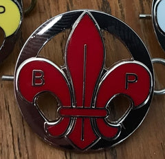 BPSA ASM Hat Pin - UK Style