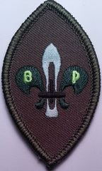 PF/RO Tenderfoot Badge