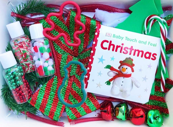 Holiday Sensory Kit *Toddler Friendly*