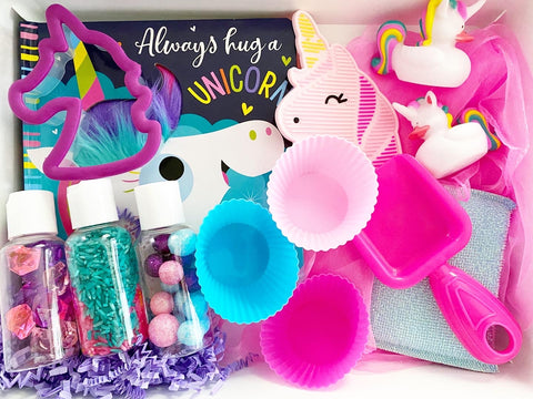 Unicorn Sensory Kit *Toddler Friendly*