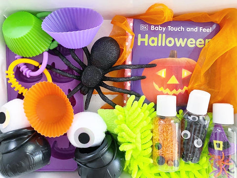 Halloween Sensory Kit *Toddler Friendly*