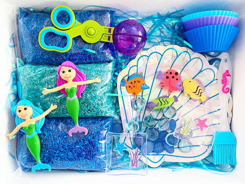 Mermaid Sensory Kit