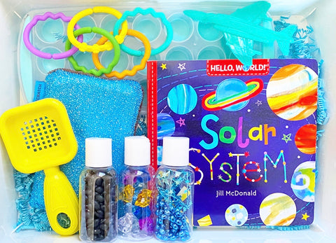 Space Sensory Kit *Toddler Friendly*