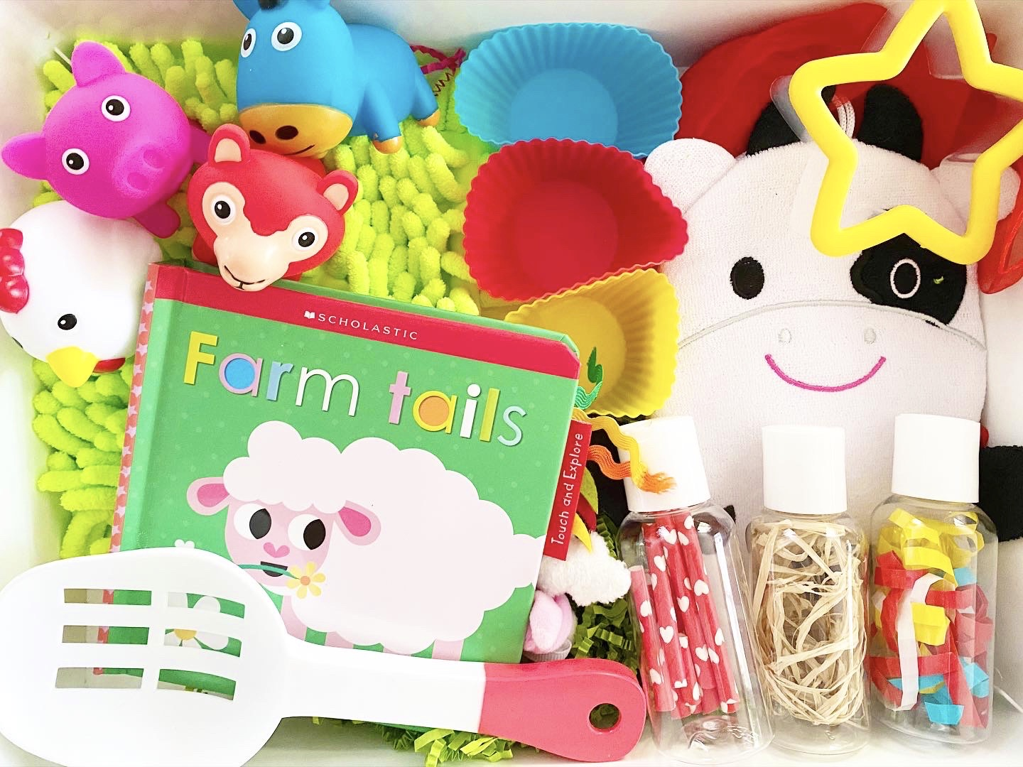 Farm Sensory Kit *Toddler Friendly*