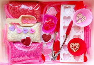 Valentine's Day Sensory Kit