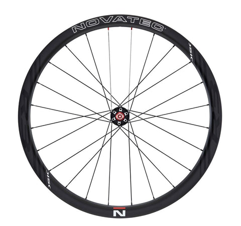 Novatec R3 Black Disc
