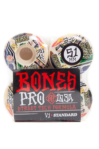 Bones STF Gustavo Bed-Stuy V1 103a 51mm Wheel