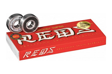 Bones Super Reds Bearing Hardware