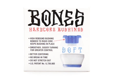 Bones Hardcore Soft Bushing Hardware
