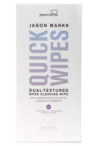 jason markk quick wipes 30 pack