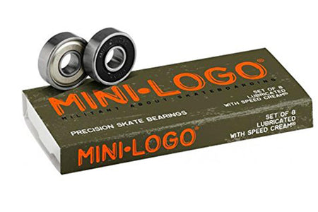 Mini Logo Bearing Hardware