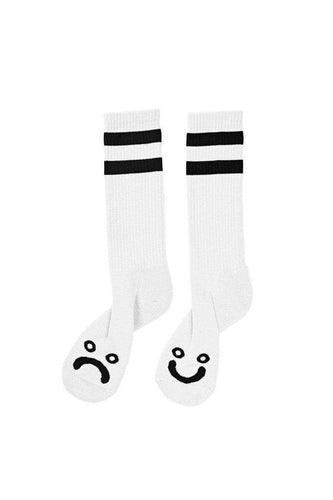 Polar Happy Sad Sock