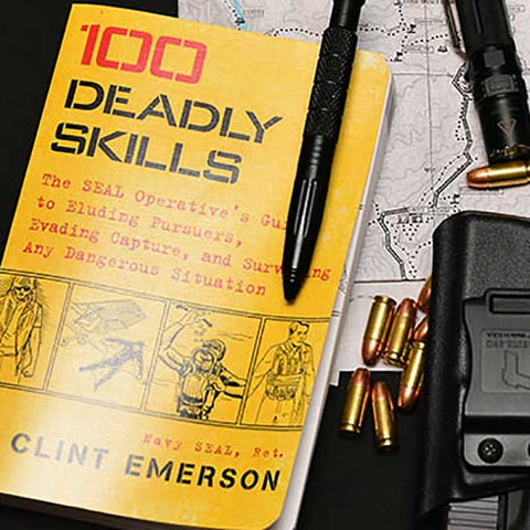 100 Deadly Skills - OddGifts.com
