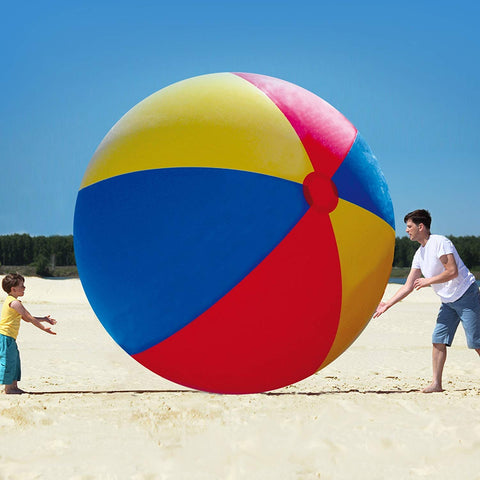 10 Foot Giant Beach Ball - OddGifts.com