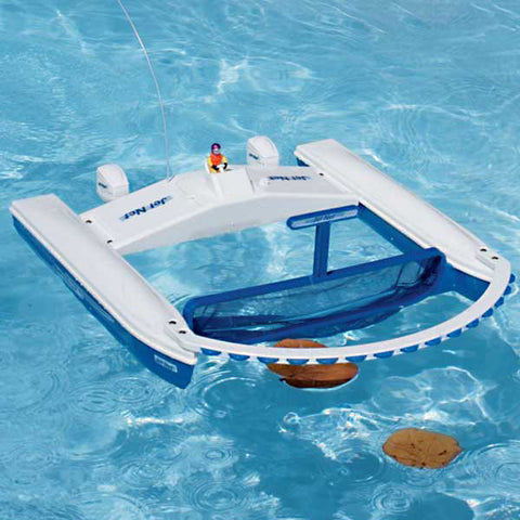 Remote Controlled Pool Skimmer - OddGifts.com