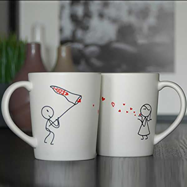 Couples Love Mugs