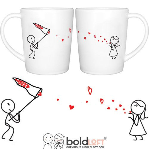 Couples Love Mugs - OddGifts.com
