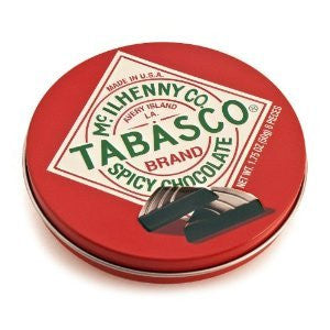 Tabasco Chocolate (3 Pack) - OddGifts.com