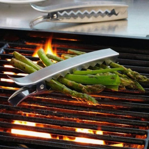 Grill Veggie Clips