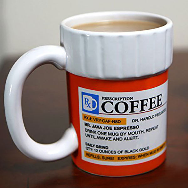 Prescription Drugs Coffee Mug