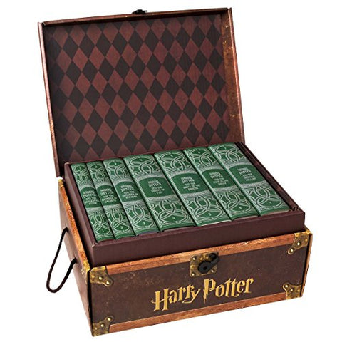 Harry Potter House Trunk Book Set